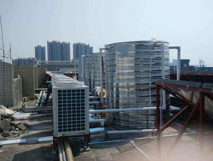 江苏热水工程