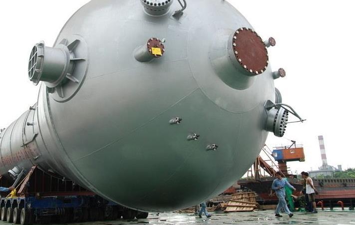 江苏压力容器如何避免危险事故发生