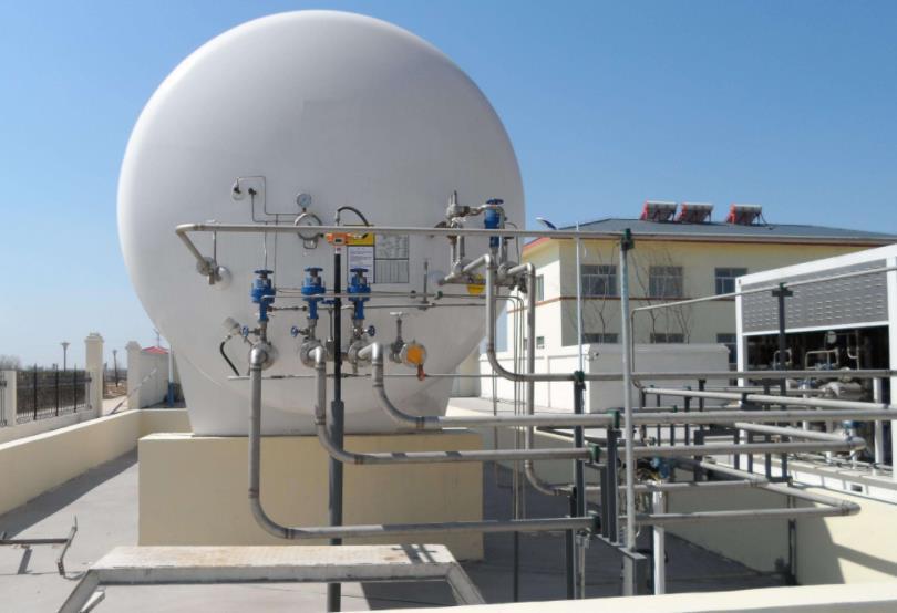 江苏LNG液化气储罐